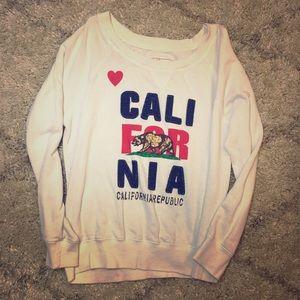Reflex Large CALIFORNIA sweater